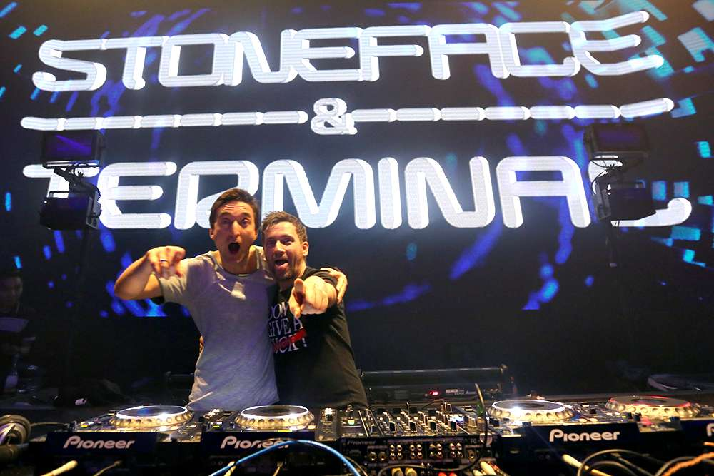 Stoneface & Terminal Be Different Club EP 1