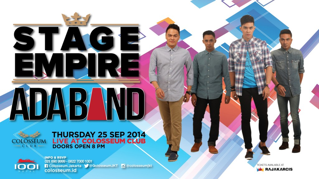 Stage Empire: ADA BAND
