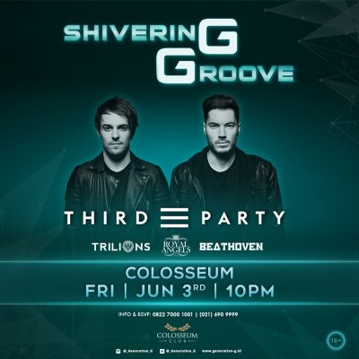 Colosseum Club Jakarta Event - THIRD PARTY