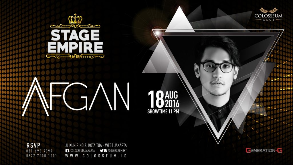 Stage Empire: AFGAN