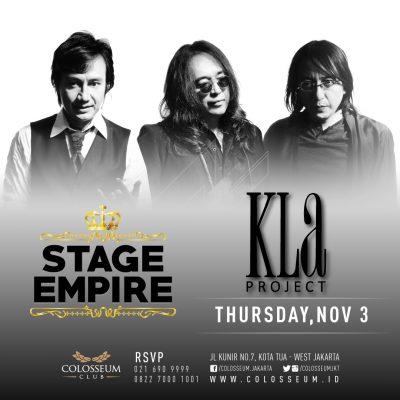 Colosseum Club Jakarta Event - KLA PROJECT