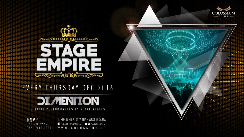 Stage Empire: DIMENTION