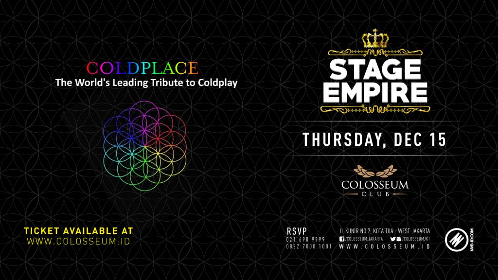 Stage Empire: COLDPLACE