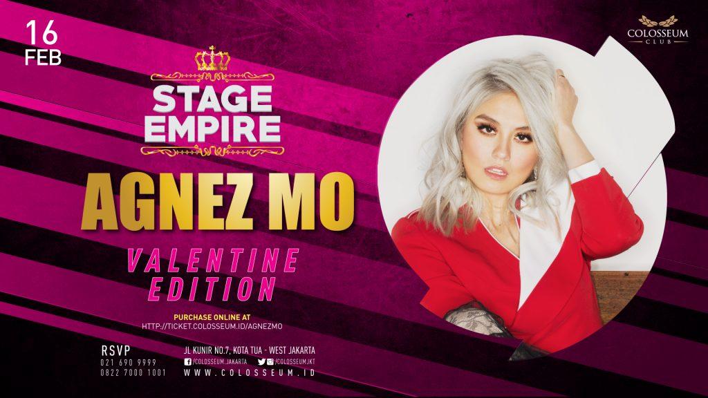 Stage Empire: AGNEZ MO