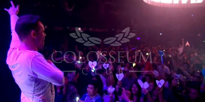 DJ Scott - The Colosseum