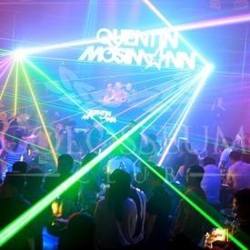 DJ Quentin Mosimann