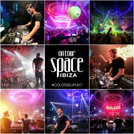 SPACE IBIZA ON TOUR 2016