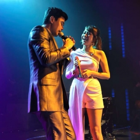 THE ROMANTIC VALENTINE CONCERT WITH CHRISTIAN BAUTISTA & BCL