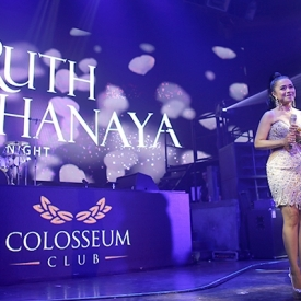 Intimate Night with Ruth Sahanaya