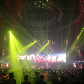 STAGE EMPIRE 1ST ANNIVERSARY feat SLANK with Brass Section