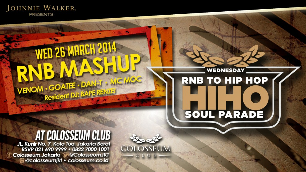 RNB Mashup, March 26, 2014