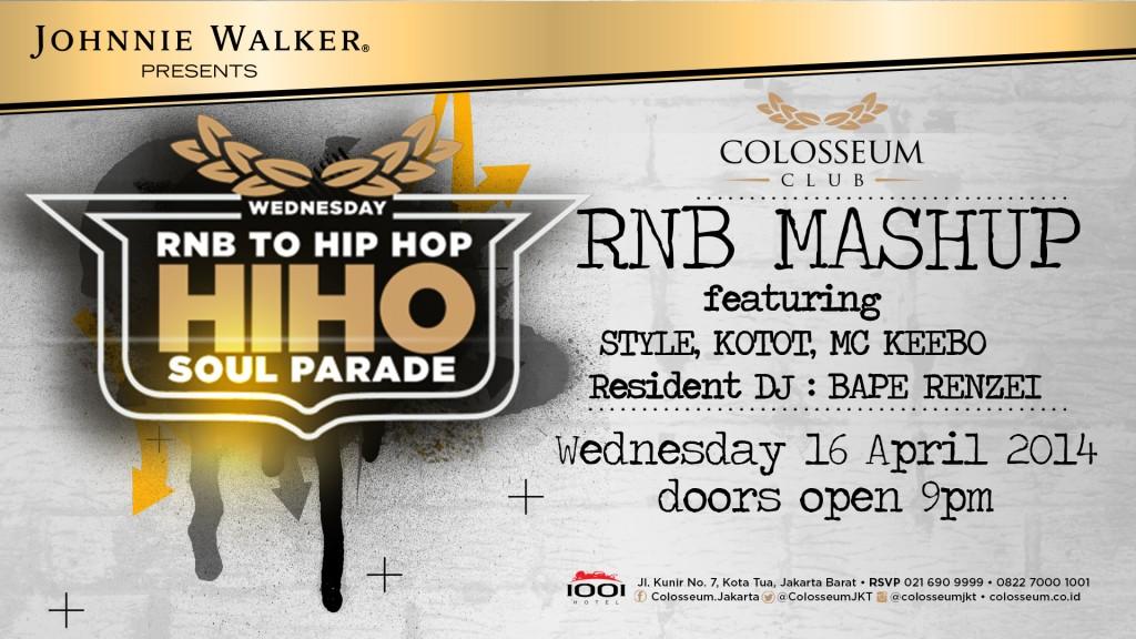 RNB Mashup, April 16, 2014