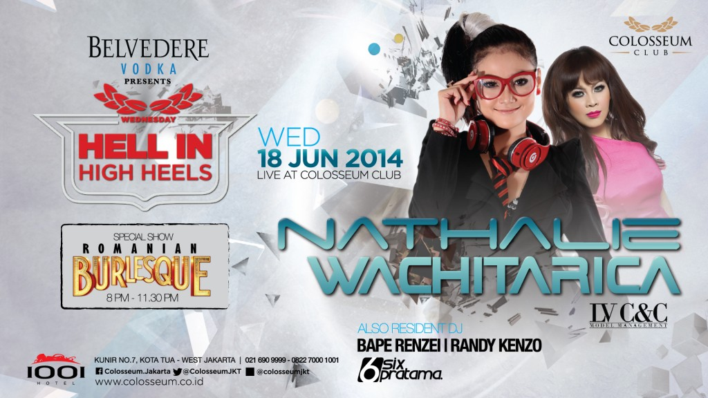 DJ Nathalie & DJ Wachitarica