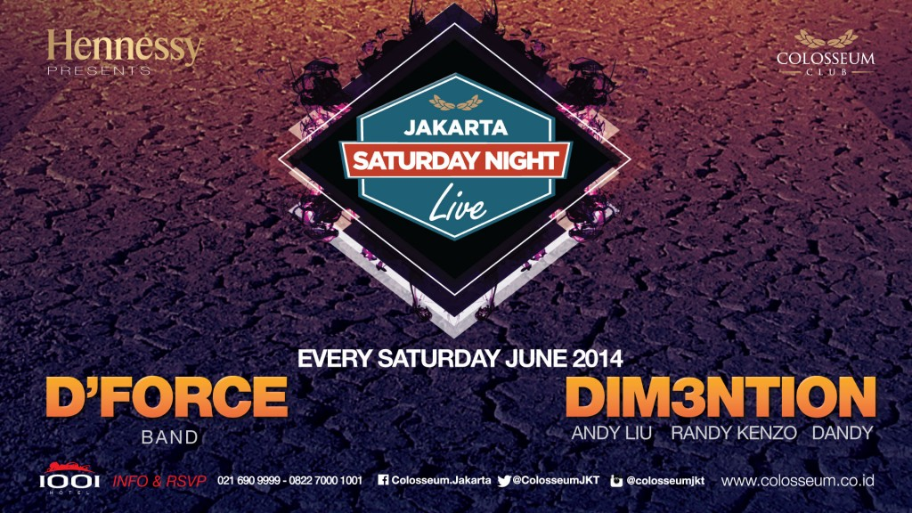 D' FORCE BAND & DIM3NTION