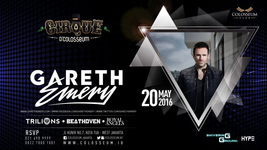 Gareth Emery This Is That