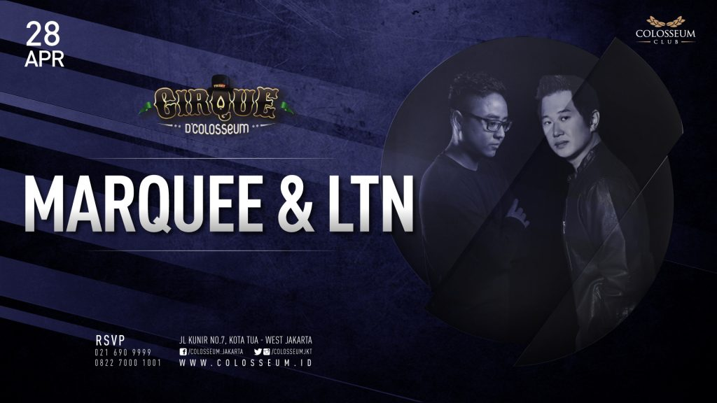 MARQUEE & LTN