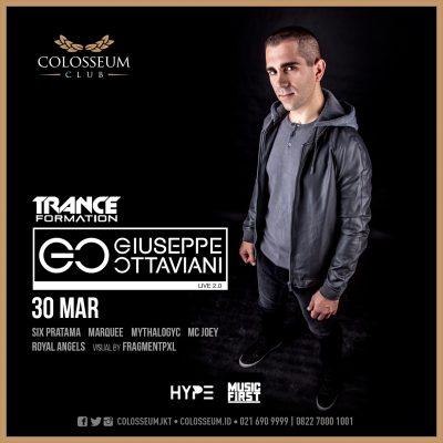 Colosseum Jakarta Event - GIUSEPPE OTTAVIANI