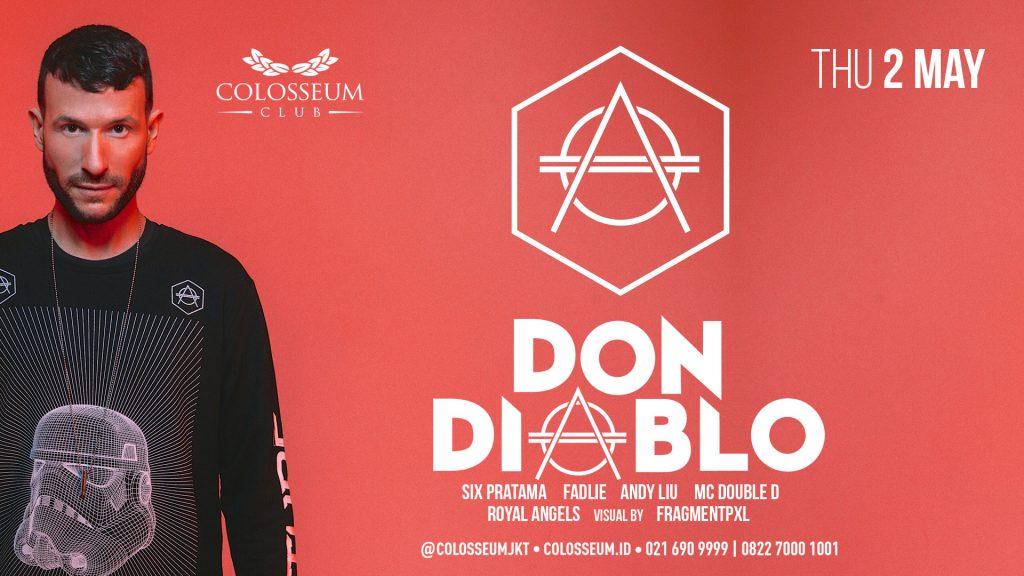 Don Diablo: DON DIABLO
