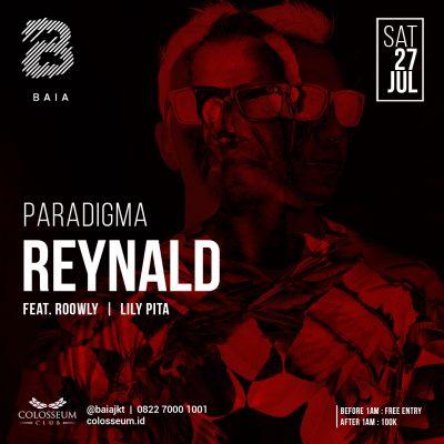 Colosseum Jakarta Event - Baia; Reynald