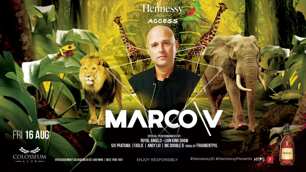 HENNESSY ACCESS; MARCO V