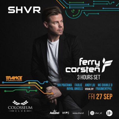 Colosseum Jakarta Event - FERRY CORSTEN