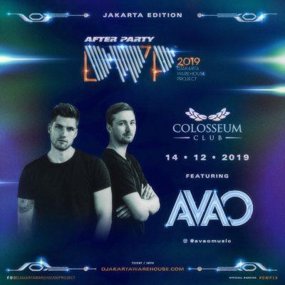 Colosseum Jakarta Event - Avao